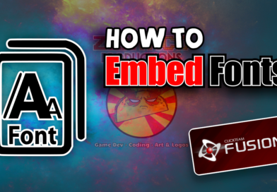 How to Embed a Font – Tutorial Video