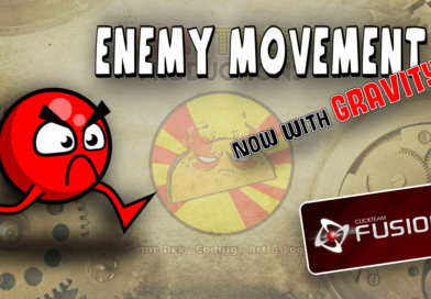 Enemy Movement with Gravity Video