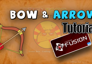 Bow & Arrow Tutorial Video