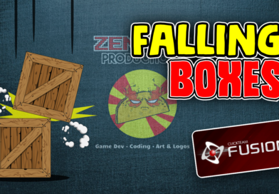 Falling Boxes Tutorial Video